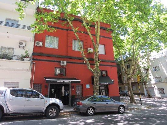 Hotel Iberia: Frente do Hotel