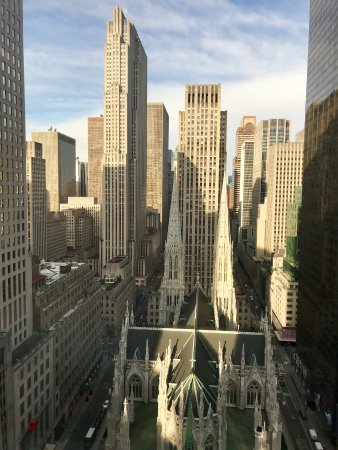 Lotte New York Palace: Fantastic view from room