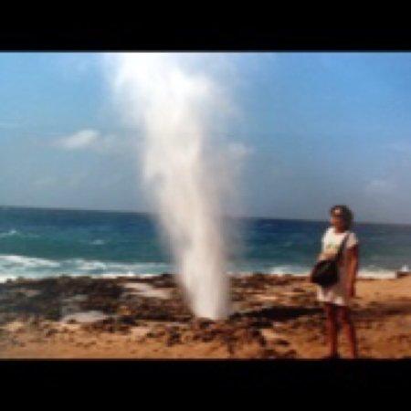 Blow Hole : The Hole....tanti anni fa!