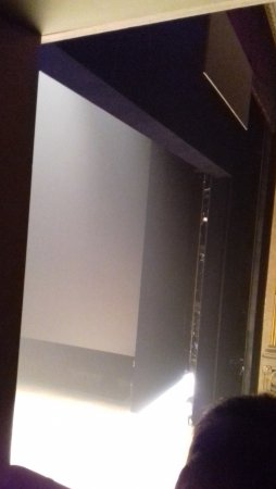 Teatro Real : View from my seat
