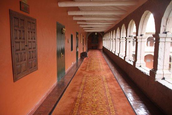 Hallway Belmond Hotel Monasterio