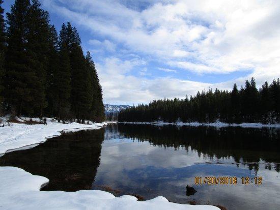 Wenatchee Confluence State Park: River