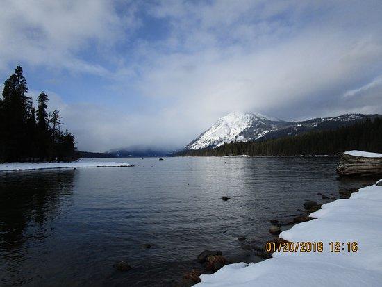 Wenatchee Confluence State Park: Lake Wenatcee