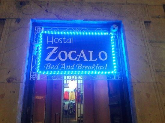 Hostal Zocalo : 20180112_180400_large.jpg