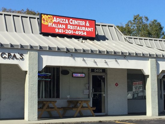 Apizza Center And Italian Restaurant At 5408 26th Street West