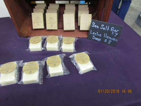 Sultan, WA: Soaps you can buy