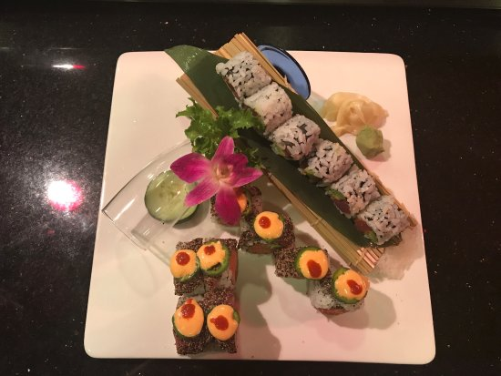 Vineland, NJ: Try Kura it's the best sushi at town