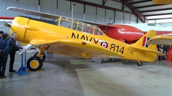 BC Aviation Museum Photo