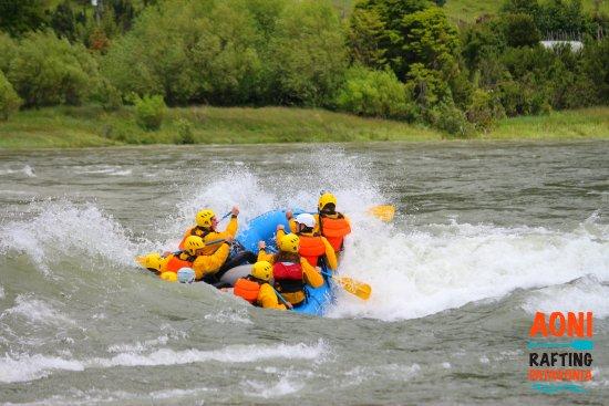 Aoni Rafting Patagonia