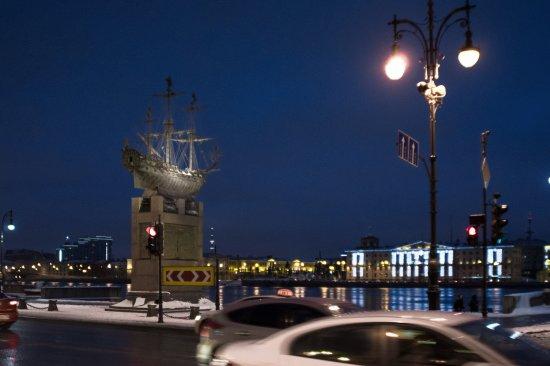 Memorable Sign to the Ship Poltava