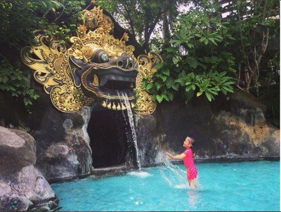 Padma Resort Legian: Barong Pool