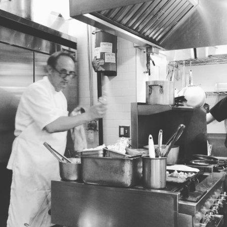 Ari Selimovic Chef And Owner Picture Of The Courtyard Kitchen Santa Monica Tripadvisor