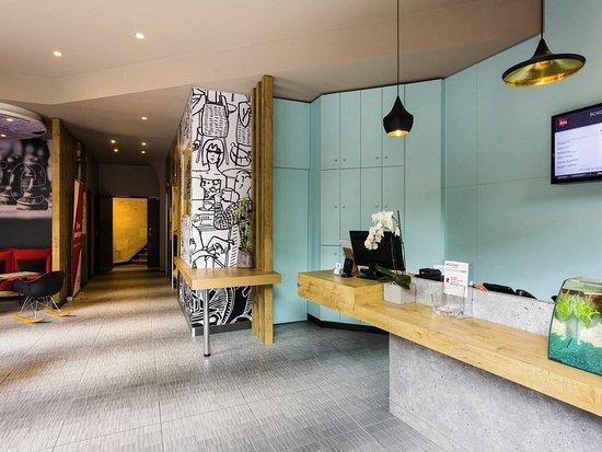 Hotel Ibis Bordeaux Centre Gare Saint Jean Bordeaux Frankreich