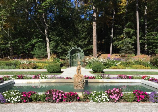 The Mount, Edith Wharton's Home: Gardens at The Mount