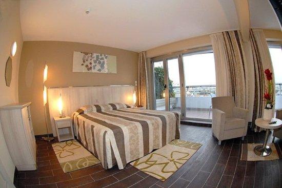 Adagio Geneve Mont Blanc: Guest room