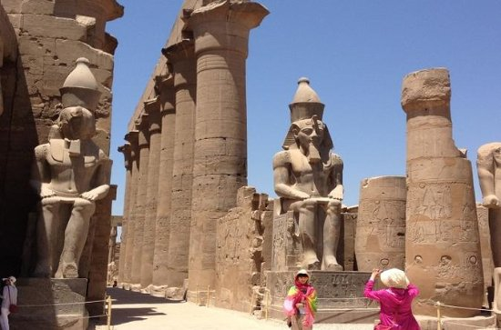Full-Day Private Luxor Highlights ...