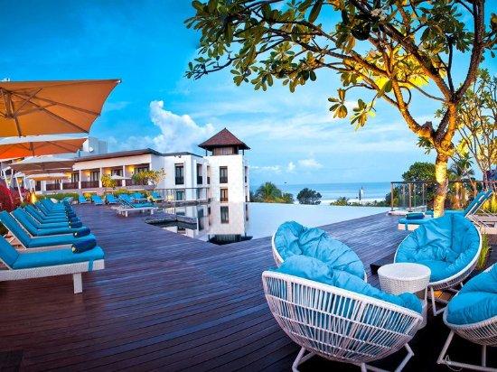 Pullman Bali Legian Beach : Exterior