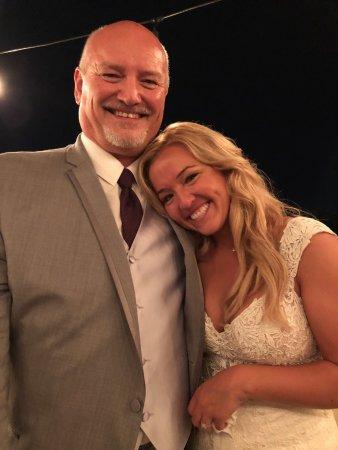 Solana Beach, CA: Happy Daughter after Amazing Wedding Celebration!
