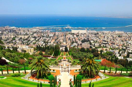 Caesarea, Haifa, Rosh Hanikra, and...