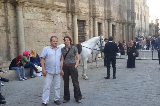 8-Hour Islamic Cairo Private Tour...