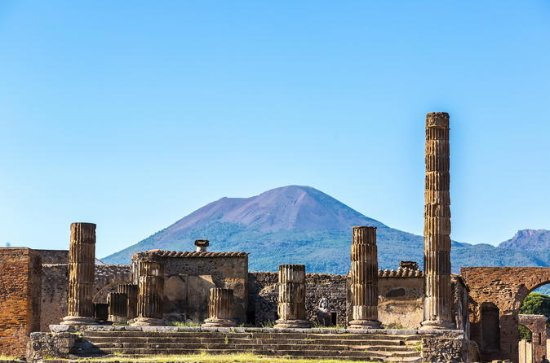 Full-Day Tour of Pompeii and Mt ...