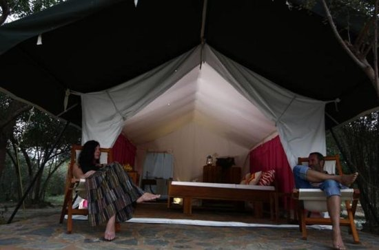 Luxury Camping at Yala National Park...