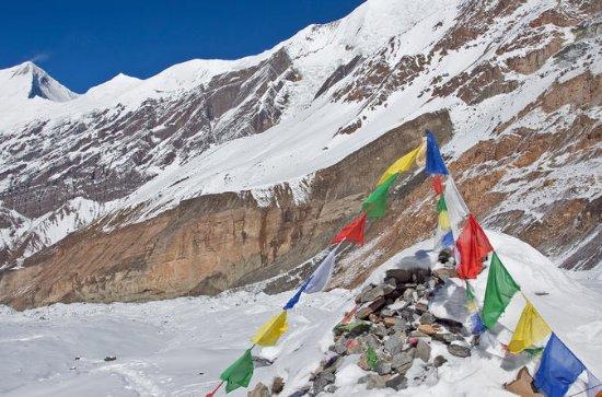 Dhaulagiri Circuit Trek fra Kathmandu...