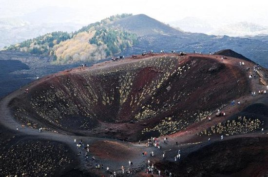 Tour privato da Messina: Etna Vulcano