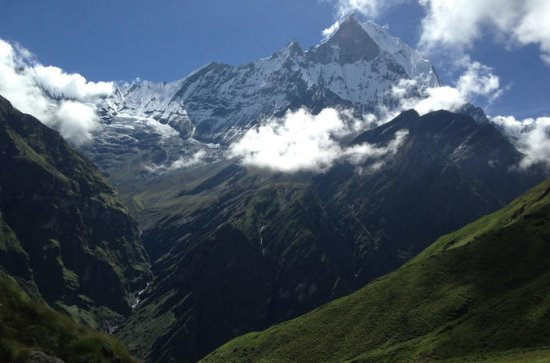 Annapurna Base Camp Trek with...