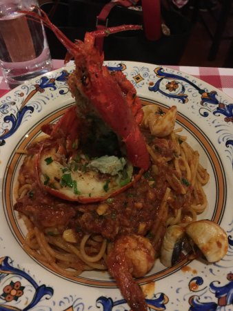 Pete's Place: Cioppino that wasn't