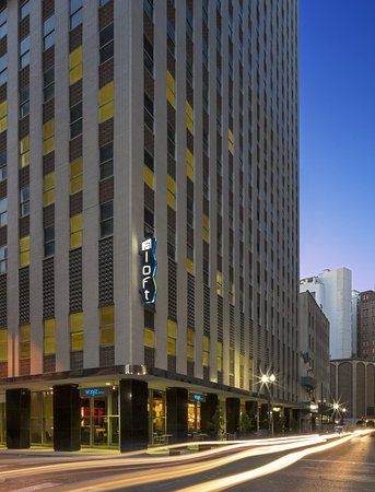 Aloft New Orleans Downtown Hotel