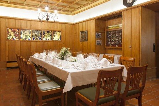Hotel Basel: Restaurant