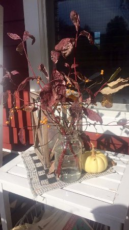 Dundee, OH: Fresh fall decor!