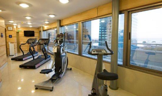 Holiday Inn Express Puerto Madero: Health club