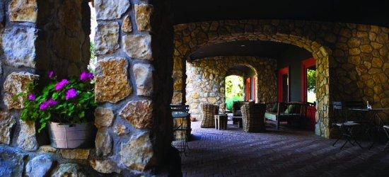 Aquapetra Resort & Spa: Exterior
