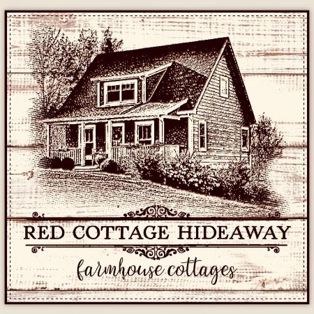 Red Cottage Hideaway: ♥️