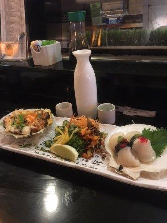 Anaba Sushi : Saki and Sushi