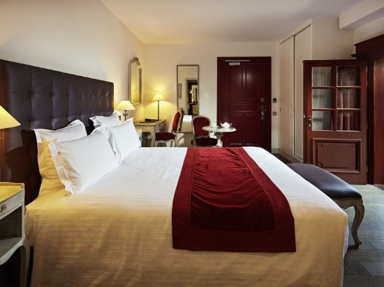 Hotel Cour du Corbeau Strasbourg - MGallery Collection: Guest room