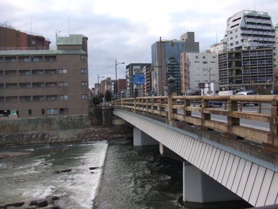 ‪Gojo Ohashi Bridge‬