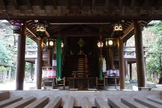 Kanegasakigu Shrine