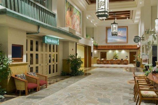 Hilton Hawaiian Village Waikiki Beach Resort: Lobby