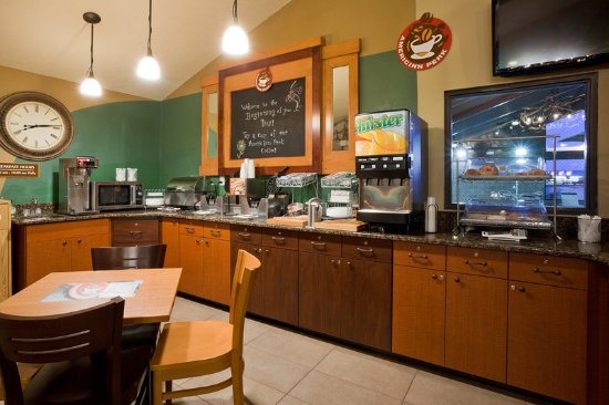 Grafton, Dakota Północna: Restaurant