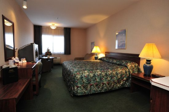 Moses Lake, WA: Guest room