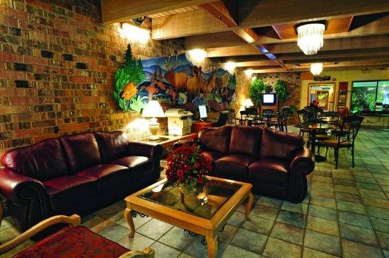 Shilo Inn & Suites Tacoma : Lobby