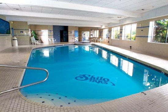 Shilo Inn & Suites Tacoma : Pool
