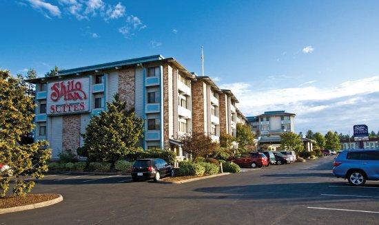 Shilo Inn & Suites Tacoma : Exterior