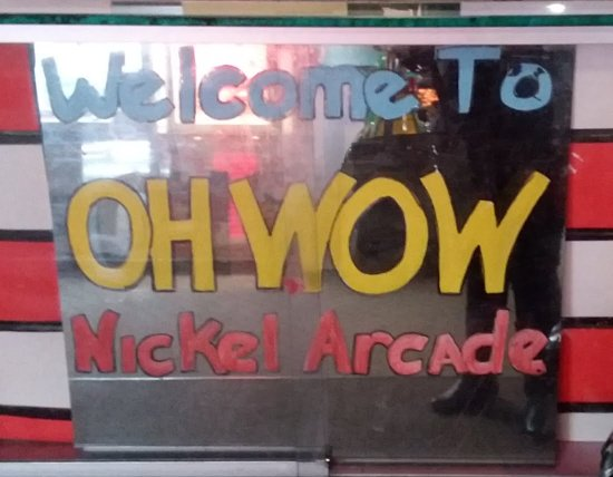 ‪Oh Wow Nickel Arcade‬