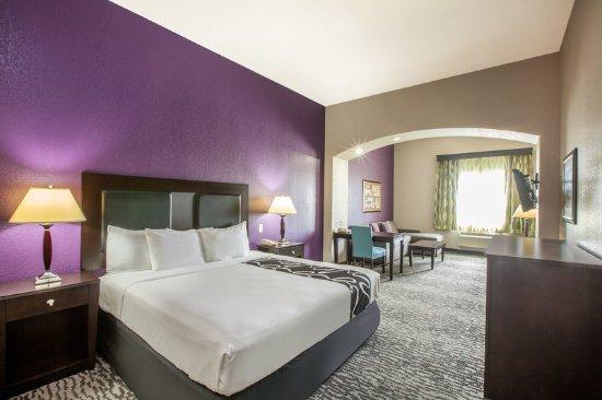 Kyle, TX: Guest room