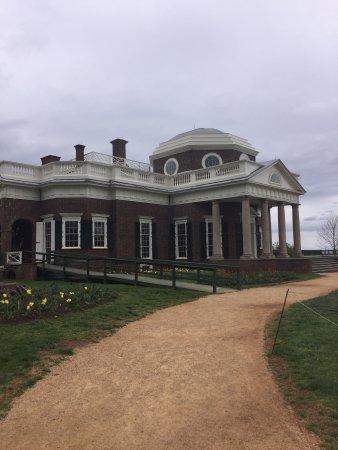 Monticello, residencia de Thomas Jefferson: photo1.jpg