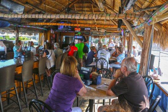 Dolphin Tiki Bar And Cafe Marco Island Marina